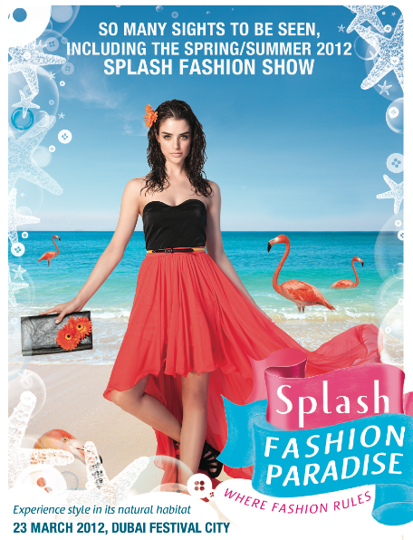 Splash Fashion Show - Spring Summer 2012
